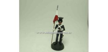 soldado plomo LANCERO 17 REGIMIENTO SOLDADO PLOMO 1/32 ALMIRALL