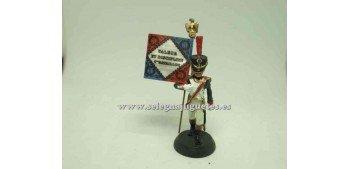 lead figure Fusilero Granadero de la Guardia Soldado Plomo 1/32