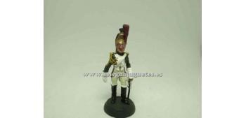 soldado plomo DRAGON A CABALLO SOLDADO PLOMO 1/32 ALMIRALL 008