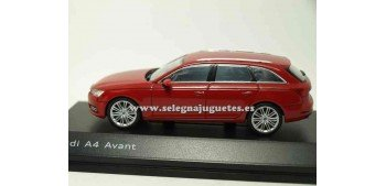 Audi A4 Avant Tango Red 1/43 spark