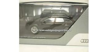 Audi A4 Allroad Quattro Myth Black 1/43 spark