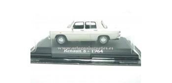lead figure Renault 8 1964 1/43 Ixo - Rba