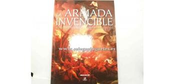 lead figure Book - LA ARMADA INVENCIBLE