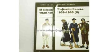 lead figure Book - EL EJÉRCITO FRANCÉS 1935-1945 DOS VOLÚMENES