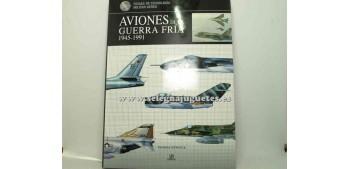 Avión - Libro - AVIONES DE LA GUERRA FRIA 1945-1991