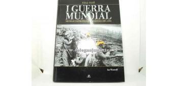 Libro - Book - I GUERRA MUNDIAL, TACTICAS Y ESTRATEGIAS DE LA