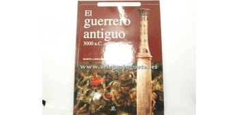 lead figure Book - EL GUERRERO ANTIGUO DE 3000 A.C. A 500 D.C
