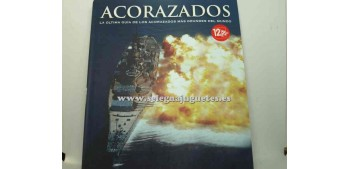 lead figure Ship - Book - ACORAZADOS, LA ULTIMA GUIA DE LOS