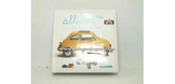 lead figure Libro - MINI ALBUM DE LOS COCHES
