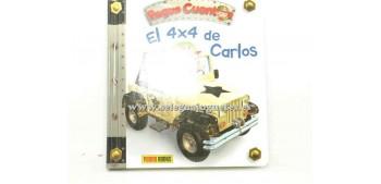 lead figure Libro - El 4x4 de Carlos