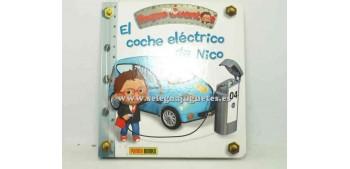 Libro - El coche eléctrico de Nico