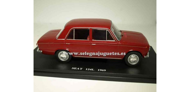 Seat 124L 1969 1/24 Ixo