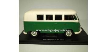 lead figure Volkswagen T1 1960 1:24 Ixo