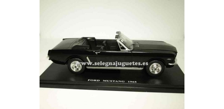 Ford Mustang 1965 1/24 Ixo
