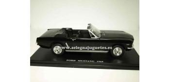 lead figure Ford Mustang 1965 1:24 Ixo