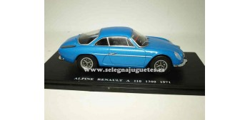 lead figure Alpine Renault A 110 1300 1971 1:24 Ixo