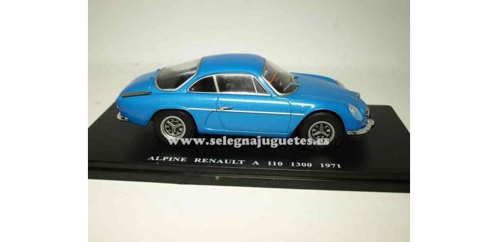 Alpine Renault A 110 1300 1971 1/24 Ixo