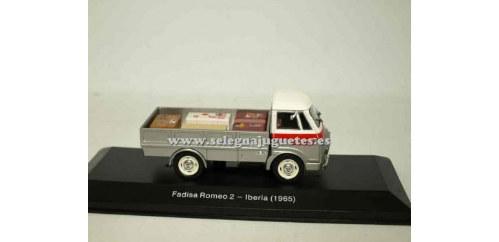 Fadisa Romero 2 Iberia 1965 1/43 Ixo