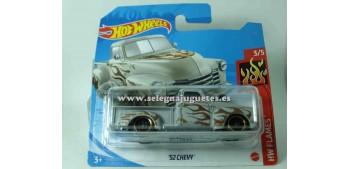 Chevy 52 1/64 Hot wheels