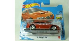 Pontiac GTO 06 1/64 Hotwheels