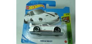 lead figure Porsche 993 GT2 1/64 Hot wheels
