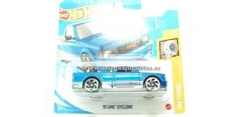 Gmc Syclone 91 1/64 Hotwheels