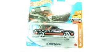 Dodge Rampagne 82 1/64 Hotwheels