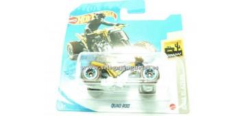 lead figure Quad Rod 1/64 Hot wheels
