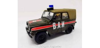 lead figure UAZ 469 VAI Police military russian 1/43 Deagostini