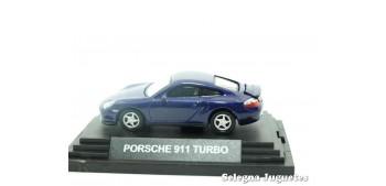 miniature car Porsche Carrera 4 scale 1:72 Guisval