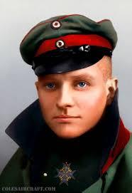 Manfred von Richthofen – El Barón Rojo