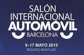 Salón automovil Barcelona del 9 al 17 mayo 2015