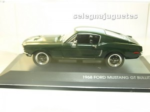 Super coches – Ford Mustang