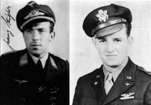 La historia del caza y el bombardero