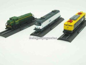 locomotoras de colección
