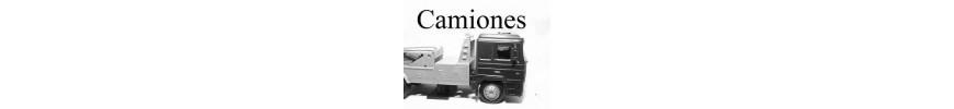 Camión miniatura