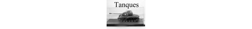 Tanque miniatura