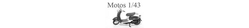 Moto escala 1/43