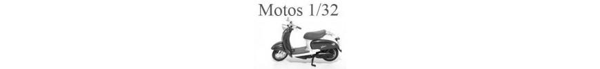 Scala 1:32 motorcycle